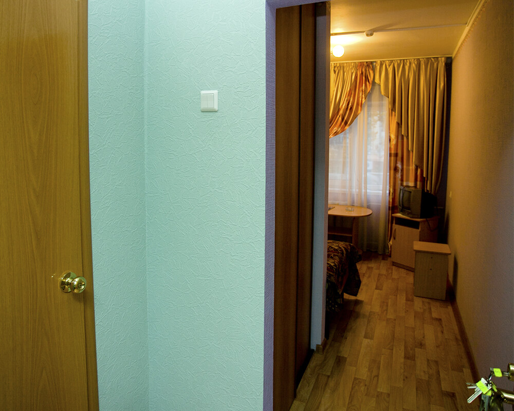 номер в гостинице Динамо